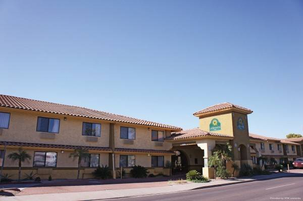 Suburban Extended Stay Hotel Phoenix Sco