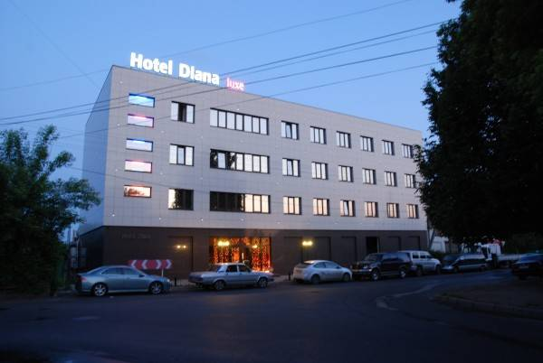 Hotel Diana luxe