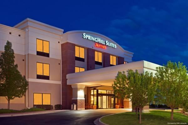 Hotel SpringHill Suites Boulder Longmont