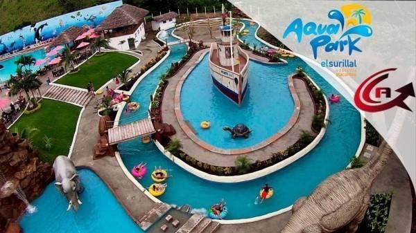 Hotel AQUA PARK EL SURILLAL