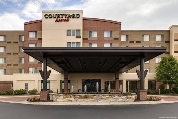 Hotel Courtyard Chicago Schaumburg/Woodfield Mall