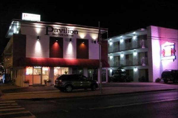 Hotel Pavilion Motor Lodge