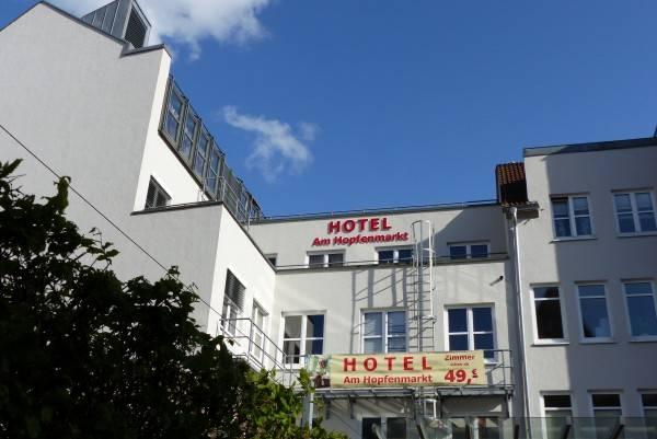 Hotel Am Hopfenmarkt