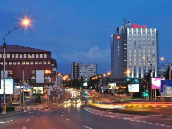 Hotel Ibis Sibiu Centre
