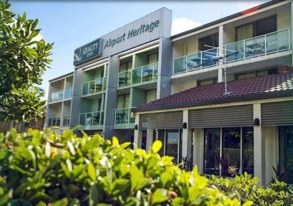 Quality Inn Apt Heritage