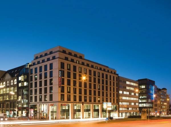 IntercityHotel Hauptbahnhof