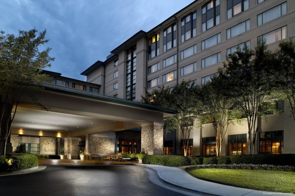 Hotel Atlanta Marriott Alpharetta