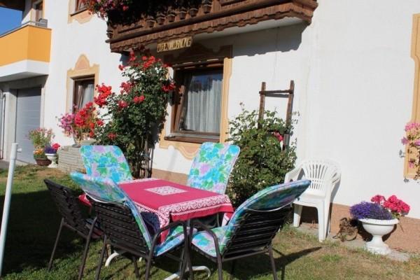Hotel Bauernhof Haus Aifnerblick