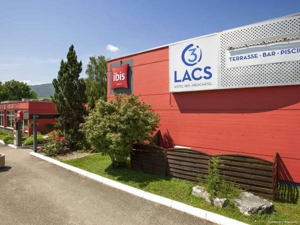 Hotel ibis 3 Lacs Neuchâtel