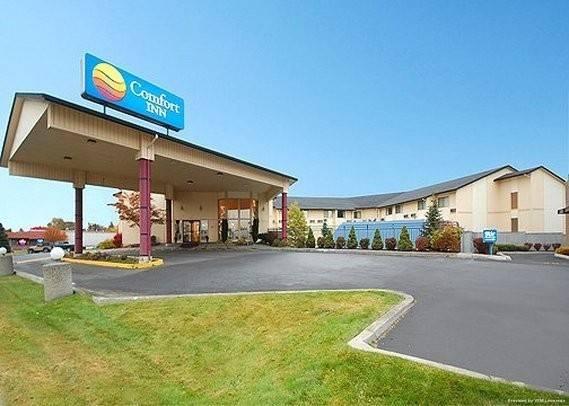 Hotel Ramada North Spokane