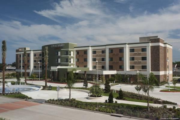 Hotel Courtyard Houston NASA/Clear Lake