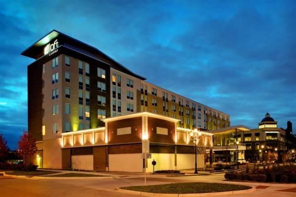 Hotel Aloft Leawood-Overland Park