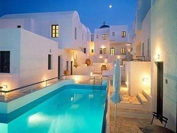 Hotel Oia's Sunset