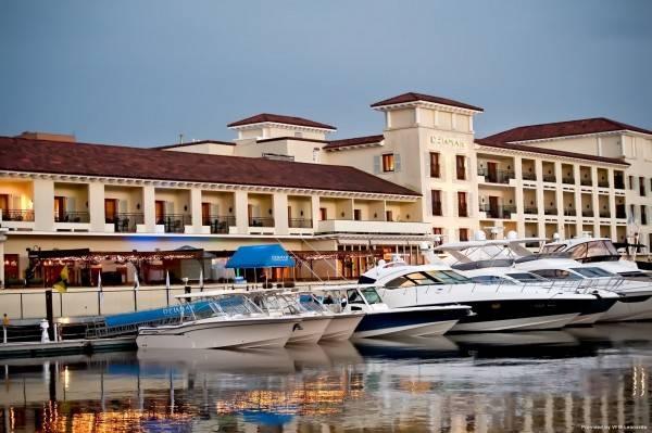 Hotel Delamar Greenwich Harbor