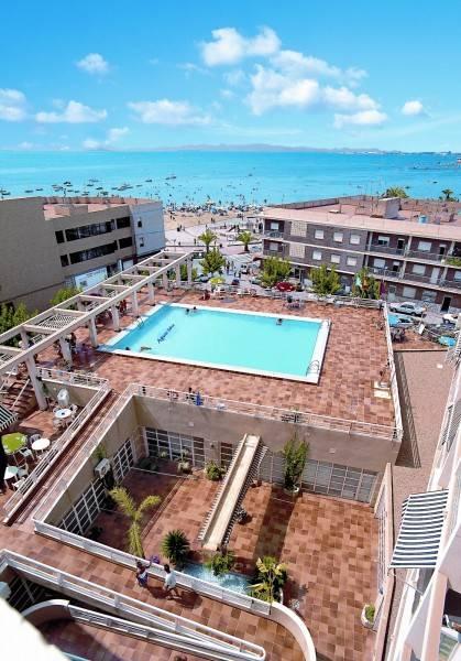 Hotel Aguas Salinas
