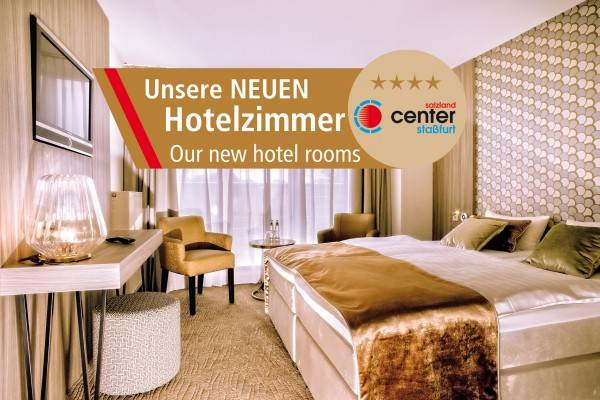 Hotel Salzland Center
