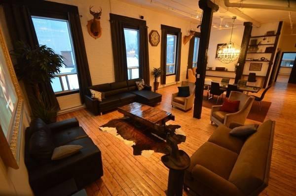 Vieux Montreal LikeAHotel - Les lofts