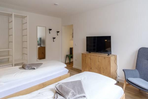 Hotel Glück Auf Appartements Am Stadtpark