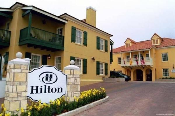 Hotel Hilton St Augustine Historic Bayfront