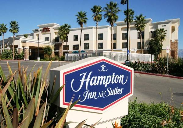 Hampton Inn - Suites Chino Hills