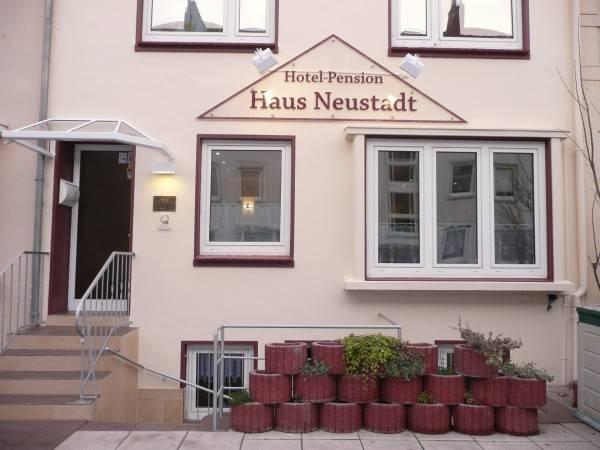 Hotel Haus Neustadt