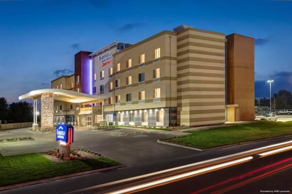 Fairfield Inn & Suites Savannah SW/Richmond Hill