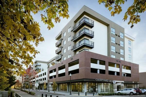 Hotel Courtyard Corvallis