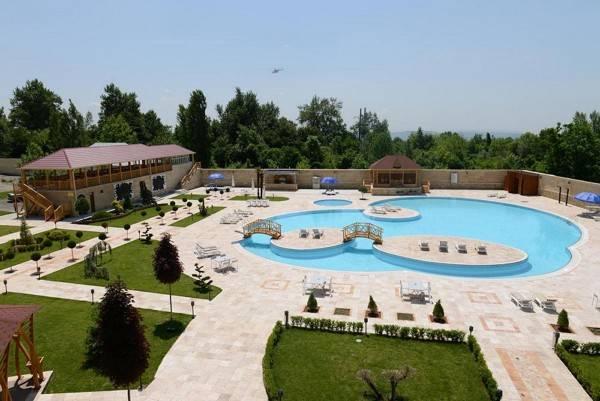 Hotel QafqaZ Yeddi Gozel Resort