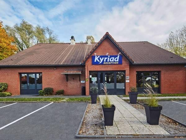 Hotel Kyriad - Lille Est - Hem
