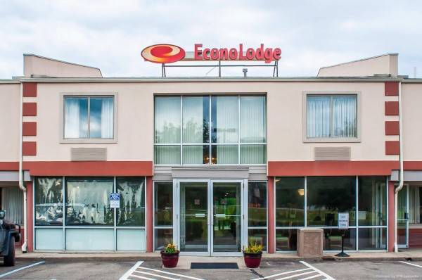 Hotel Econo Lodge Elmira-Corning