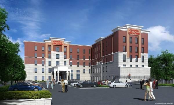Hampton Inn - Suites Cincinnati-Uptown-University Area OH