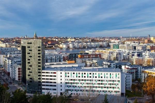 Hotel ApartDirect Hammarby Sjöstad II