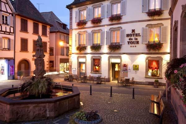 Hotel La Tour Logis
