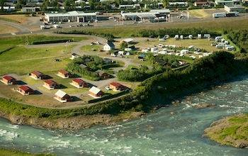 Hotel Glaðheimar Cottages