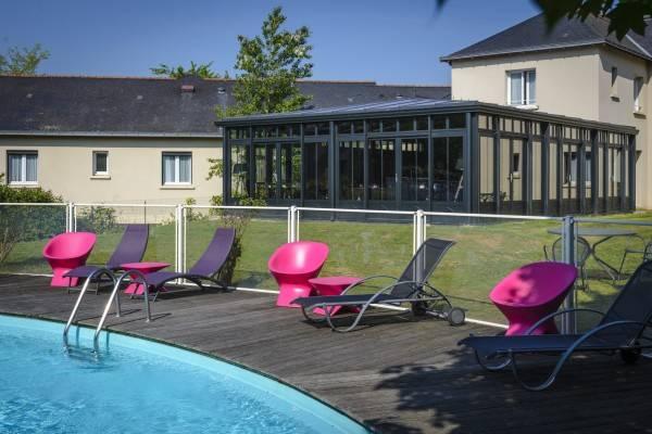 Saumur Ouest Hôtel La Saulaie The Originals City (ex Inter-Hotel)