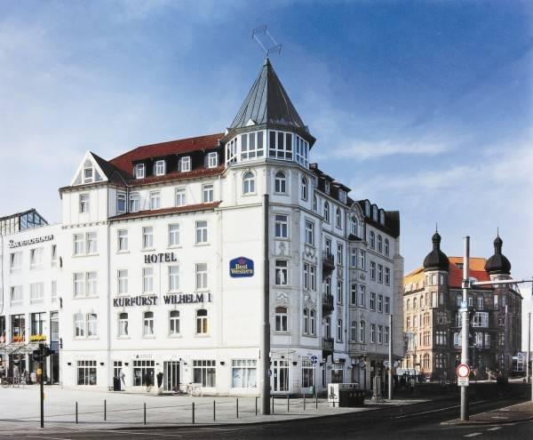 Hotel Best Western Kurfürst Wilhelm I.
