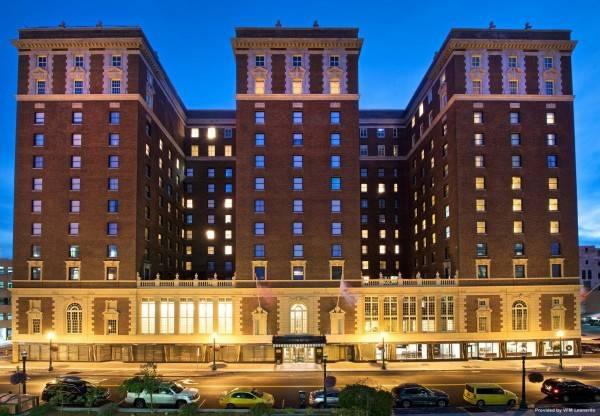 Hotel Marriott Syracuse Downtown