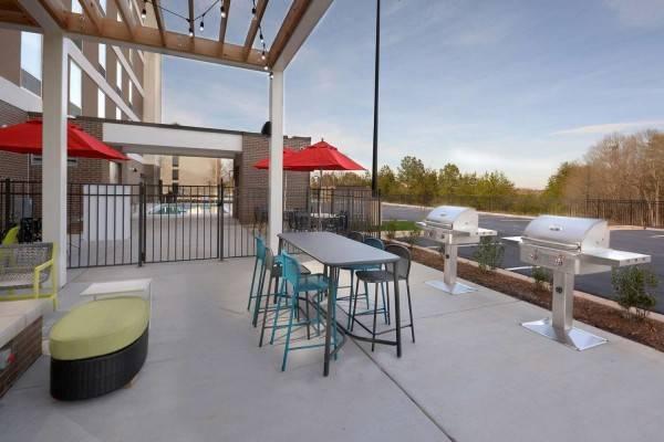 Hotel Home2 Suites by Hilton Duncan SC