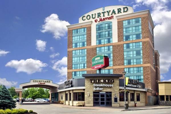 Hotel Courtyard Niagara Falls