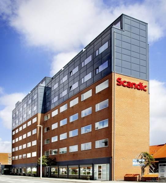 Hotel Scandic Olympic