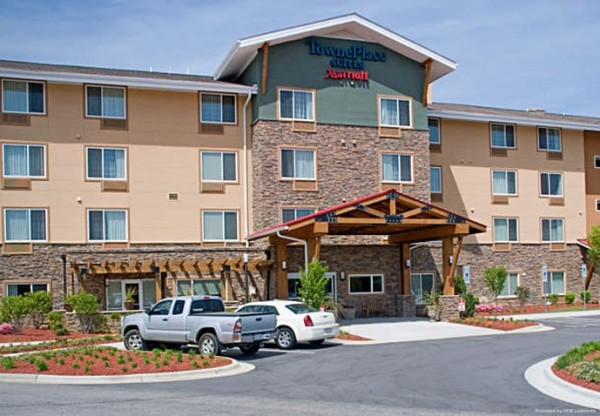 Hotel TownePlace Suites Fayetteville Cross Creek