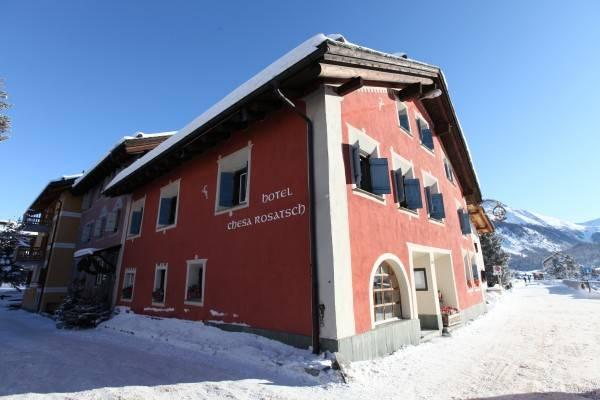 Hotel Chesa Rosatsch – Home of Food