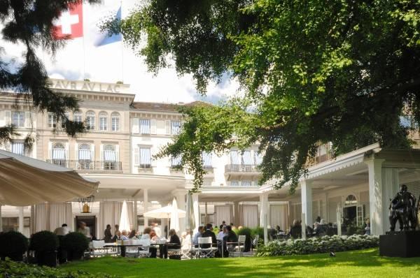 Hotel Baur au Lac