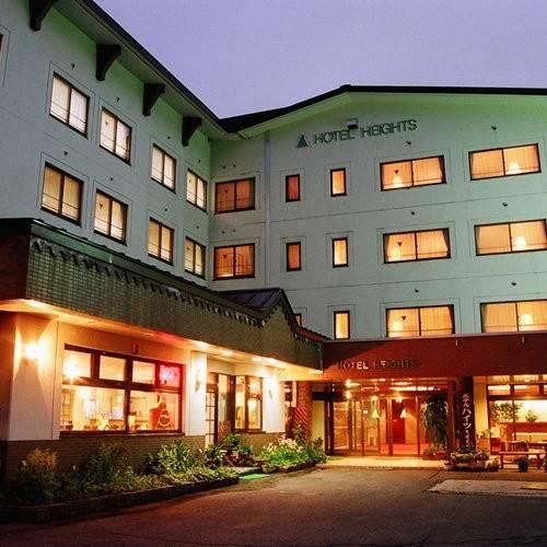 Hotaru Onsen Hotel Heights