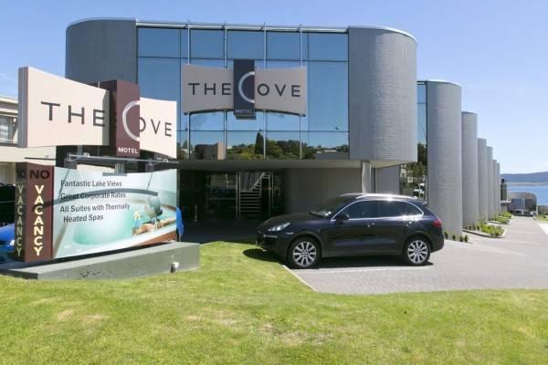 Hotel The Cove Taupo