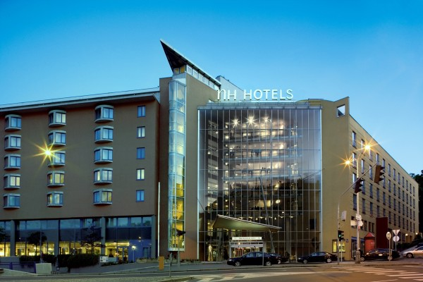 Hotel NH Prague City