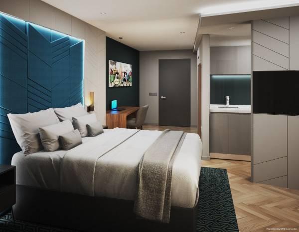 Roomzzz Aparthotel York