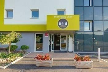 B&B Hotel Saint-Etienne Monthieu