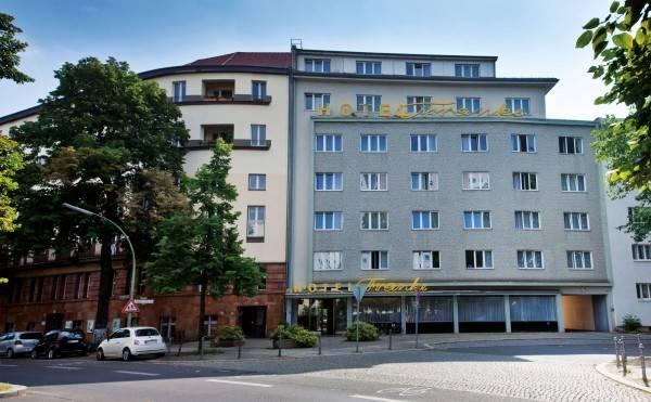 Hotel Franke am Kurfürstendamm