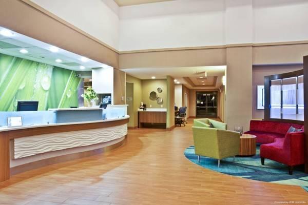 Hotel SpringHill Suites Chicago Elmhurst/Oakbrook Area